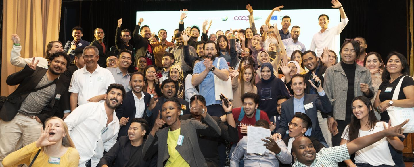 Young entrepreneurs and professionals met in Malaysia